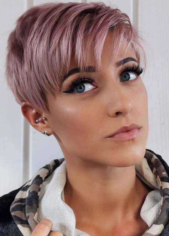Best Ever Short Pixie Haircuts for Girls to Create in 2019 | PrimeM