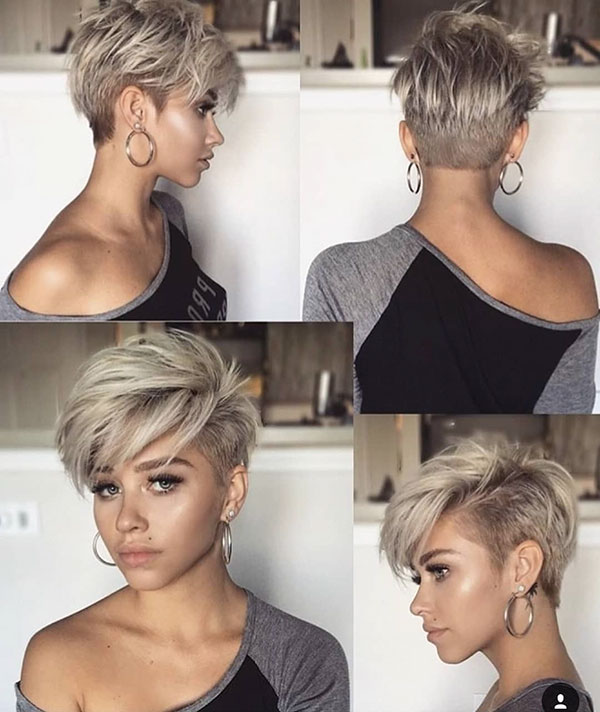 70+ Best Pixie Cut 2018 - 2019 | Short-Haircut.c
