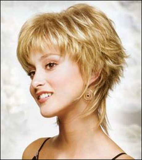 Shag Hairstyles Women Over 50 | Short+Shag+Hairstyles+for+Women+ .