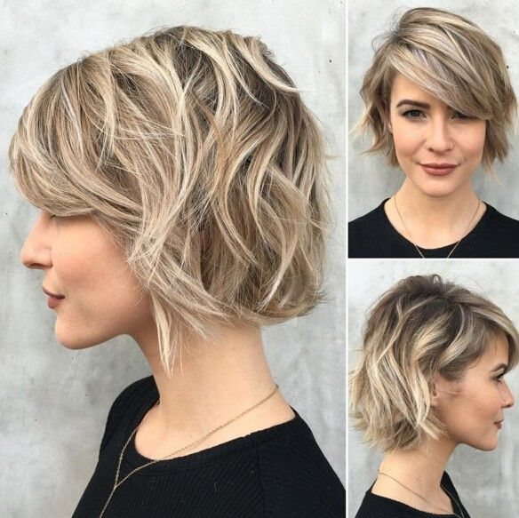 60 Cool Short Hairstyles & New Short Hair Trends! Women Haircuts .