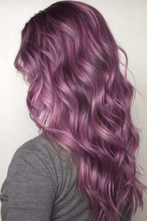 hair-color-to-try-marvelous-purple-hair-for-chic-fashionistas .