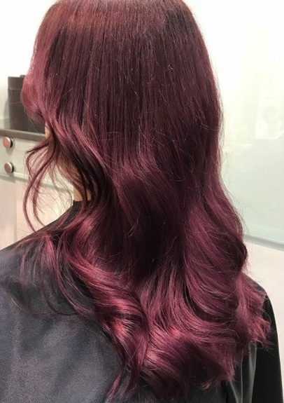 10 Best Red and Purple Hair Colour Ideas to Try in 20