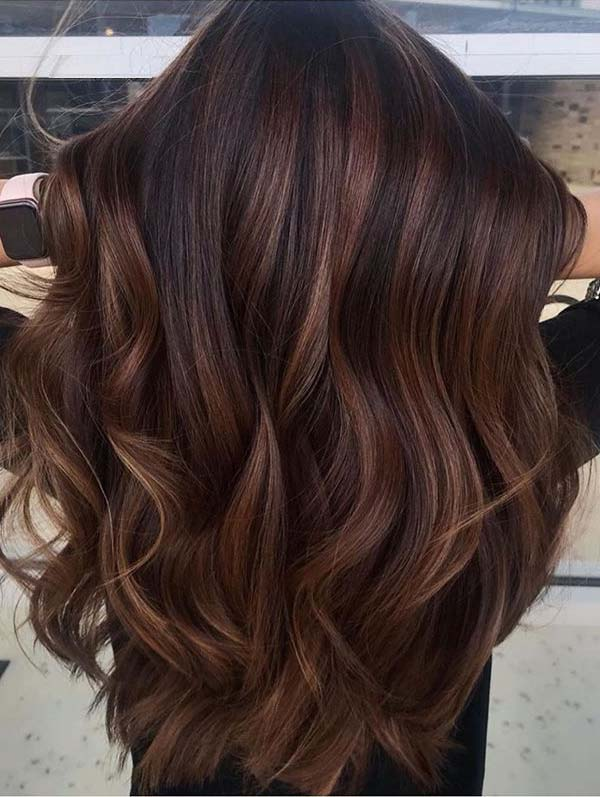 Best Shades Of Brunette Hair Colors for Women to Wear in 20