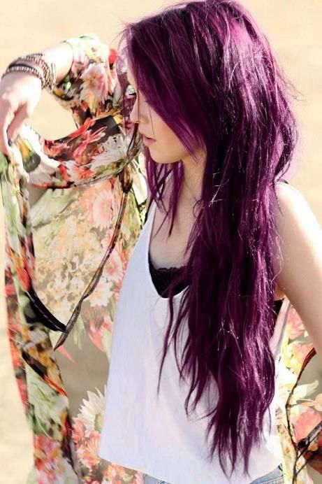 19 Hair Colors You Must Adore - Pretty Desig