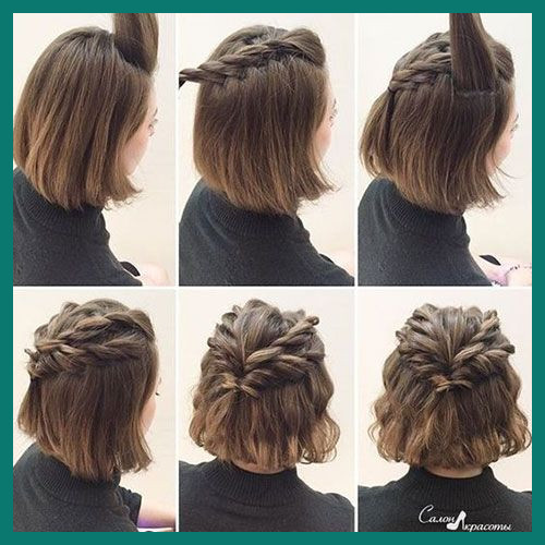 Short Hairstyles Updos 151306 Short Hair Updos How to Style Bobs .
