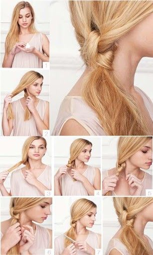 Best Hairstyle Tutorials For Everyday | Cute ponytail hairstyles .