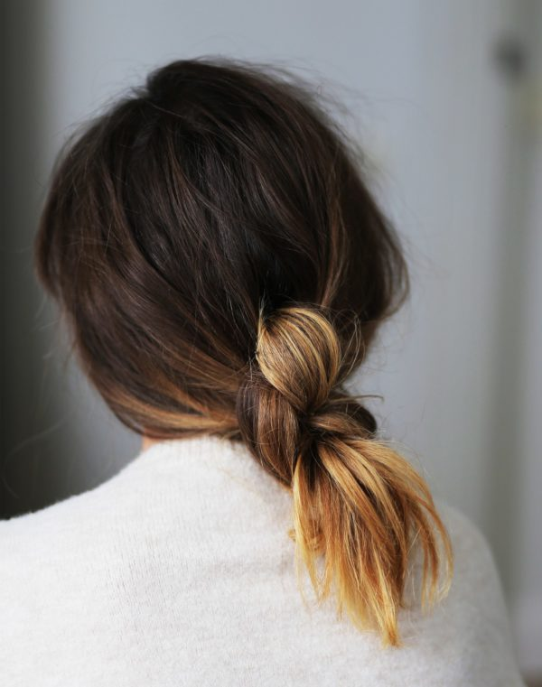 14 Casual Cool Hair Tutorials for the Win - Paper & Stit