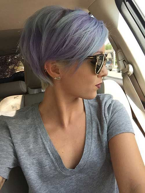 27 Hottest Short Hairstyles, Haircuts, Short Hair Color Ideas for 20