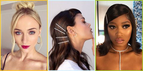 Hairstyle Ideas for Christmas and   Holidays