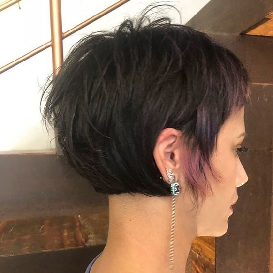 New Pretty Pixie Haircut Ideas for Thick Hair in 2019 - HAIRSTYLE .