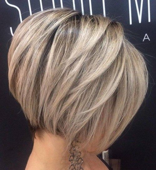 10 Stylish Short Hair Cuts for Thick Hair 20