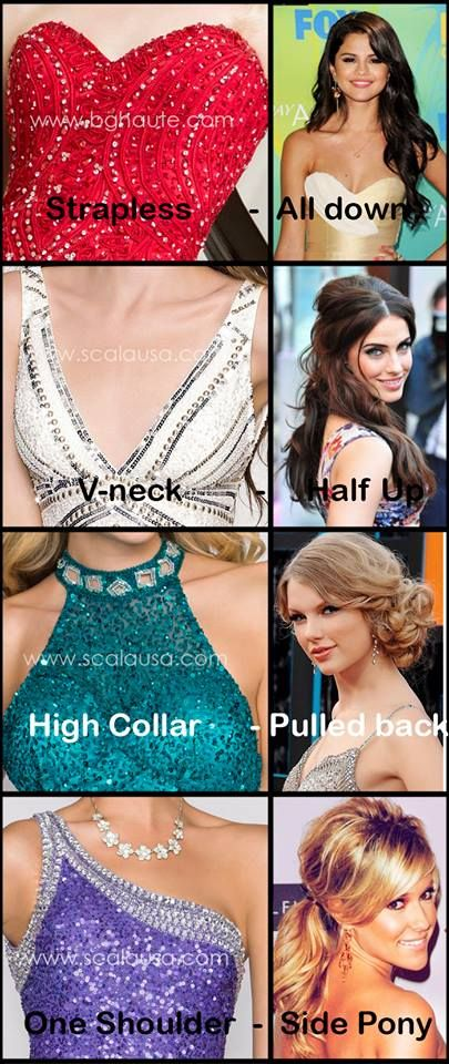 Best Hairstyle For An Oval Face | Necklines for dresses, Prom tips .