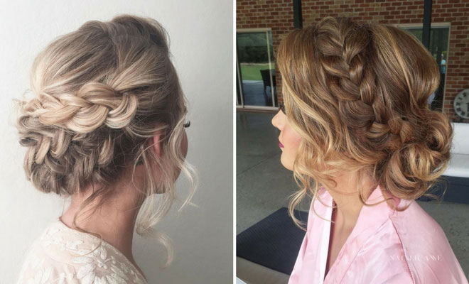 47 Gorgeous Prom Hairstyles for Long Hair | StayGl