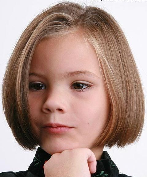 Little Girl Haircuts Fine Hair | short-hairstyles for little girls .