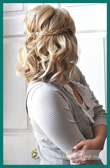 Wedding Medium Length Hairstyles 420641 15 Fantastic Updos for .