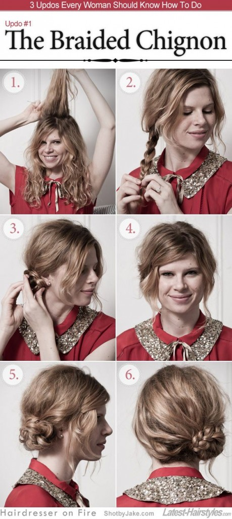 15 Curly Hairstyle Tutoria