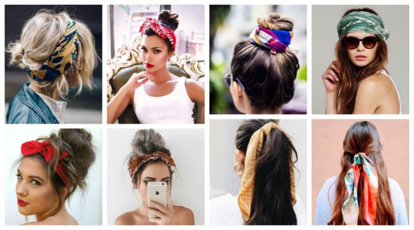 Incredible Bandana Hairstyles Which Will Add A Cool Factor To Your .