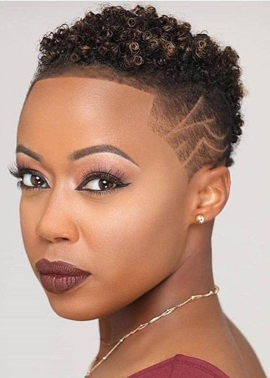 Top Short Hairstyles for Black Women 2019 to 2020 | Natural hair .