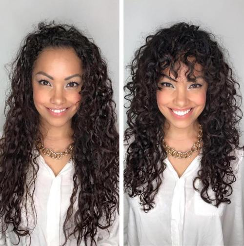 60 Hairstyles and Haircuts for Naturally Curly Hair in 20