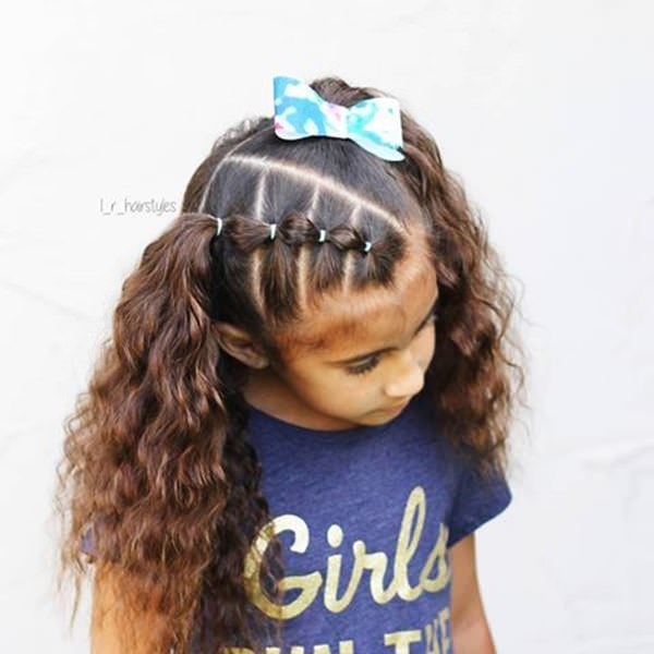 133 Gorgeous Braided Hairstyles For Little Gir
