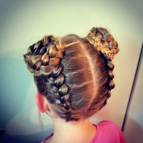 40 Cool Hairstyles for Little Girls on Any Occasi