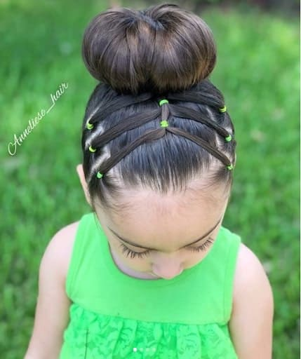 50 Hairstyles for Little Girls on Any Event - Mr Kids Haircu