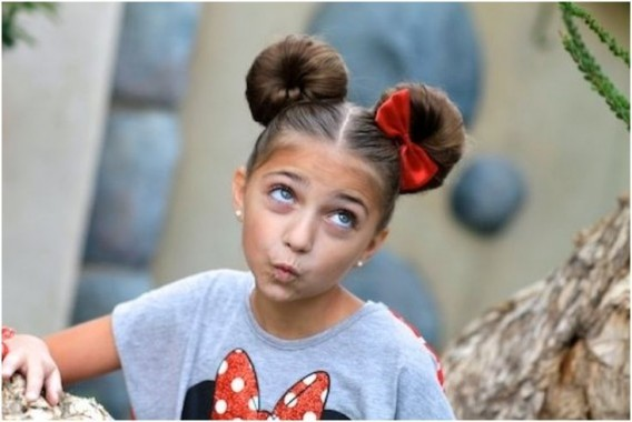 20 Gorgeous Hairstyles for Little Gir