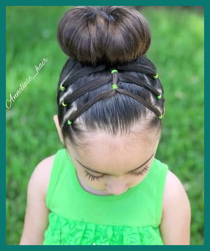 Little Girl Hairstyles 478177 50 Hairstyles for Little Girls On .
