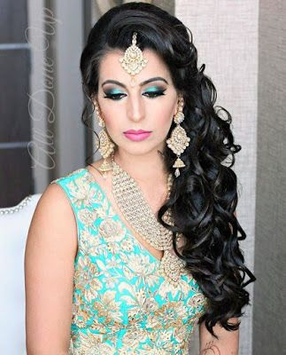 27 Stylish Indian Bridal Hairstyles That Looks Perfect For Wedding .