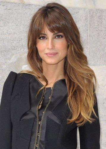 15 Best Hairstyles For Oblong Faces   Styles At Li