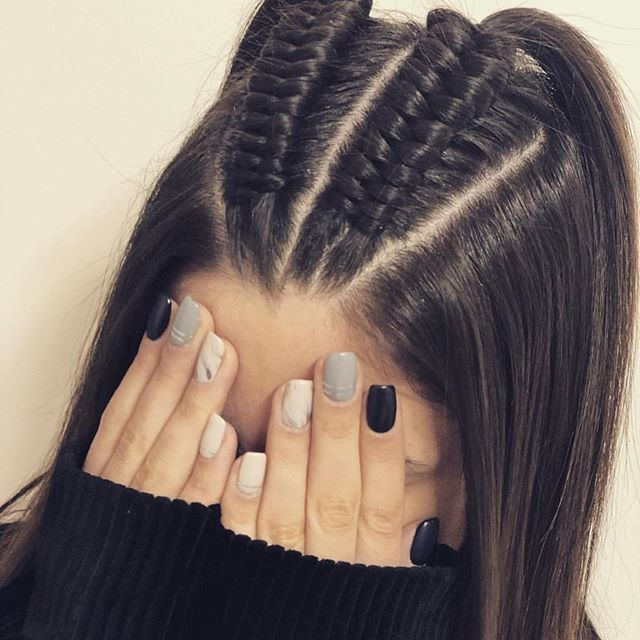 Elegant And Easy Hairstyles for Long Hair Makes Your Style .