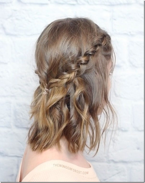 15 Prom Hairstyles for Medium Hair - Look Gorgeous for Your Big .