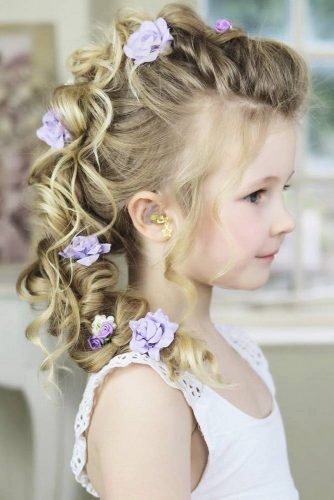 46 CUTE GIRLS HAIRSTYLES FOR YOUR LITTLE PRINCESS - My Stylish Z