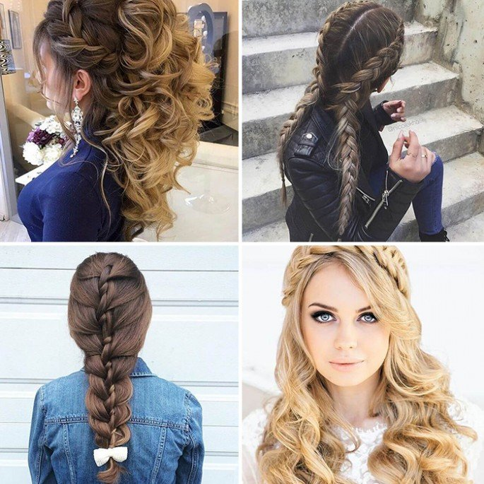 26 Cute Girls hairstyles for summer and winter season - Sens