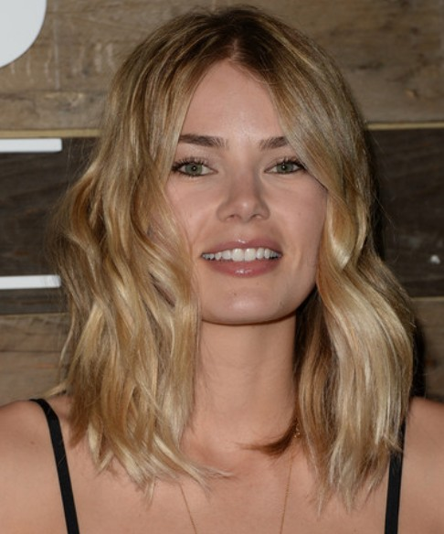 10 Hairstyles for Tank Tops: Celebrities' Hairstyles - Pretty Desig