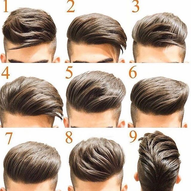 40+ Best men's Hairstyles For Thick Hair | Cool Haircuts for Men .