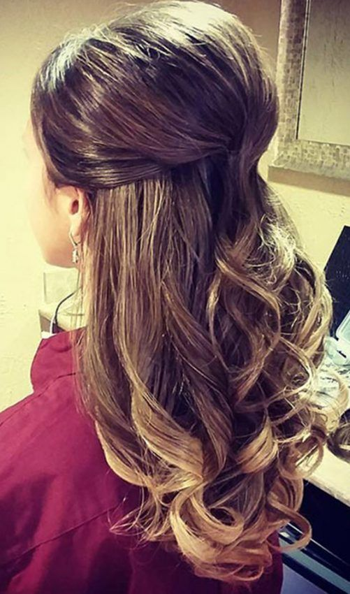 40 Stunning Hairstyles That Make Thin Hair Look Thick | Wedding .