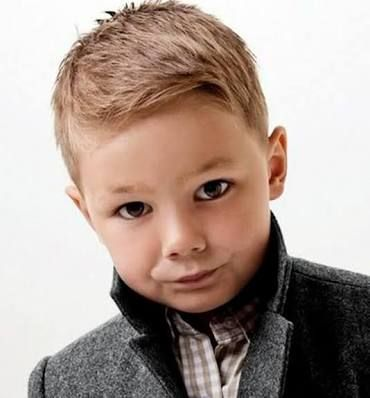 Image result for toddler boy haircuts fine hair | Boy haircuts .
