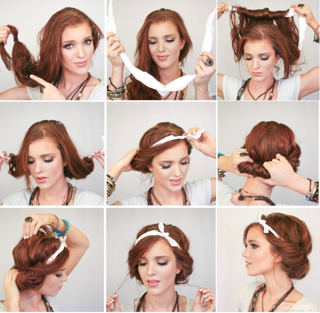 Hairstyles in Minutes