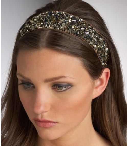 Hairstyles with Headbands for Young Women