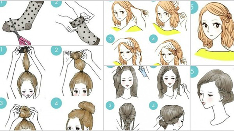 3 Cute and Easy Hairstyles You Should Try | Makeup Man
