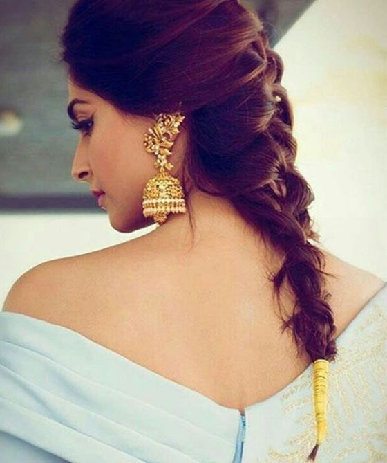 50 Best Indian Hairstyles You Must Try In 2019 | Indian hairstyles .