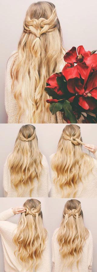 30 Most Flattering Half Up Hairstyle Tutorials To Rock Any Eve