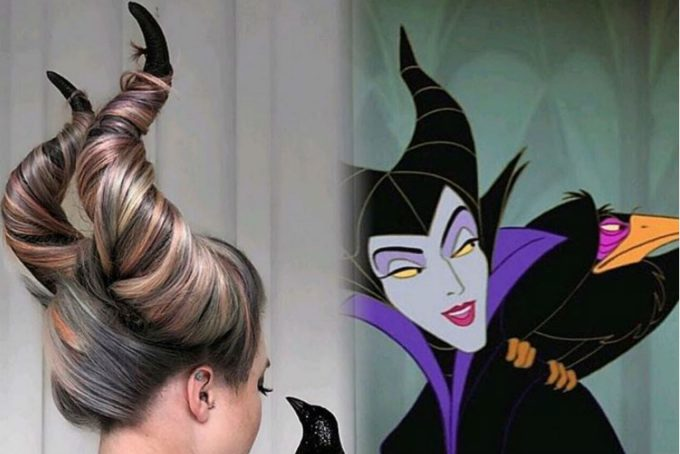 20 Halloween Hairstyles That Will Complete Your Costume - Gl