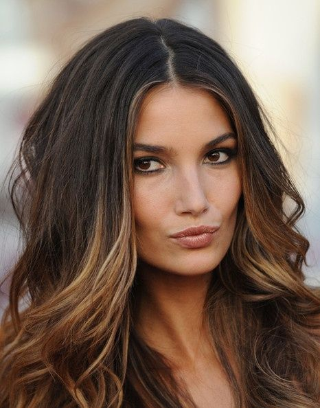 10 Perfectly Highlighted Hairstyles for Brunette Hair - Pretty Desig