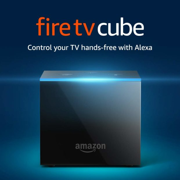 One Of This Season's Hot Ticket Items, The Fire TV Cube Is $50 Off .