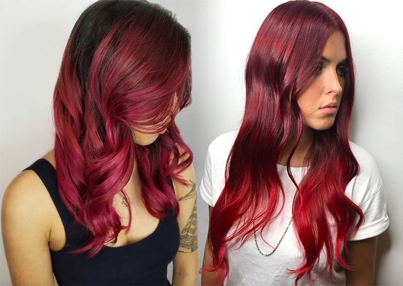 63 Hot Red Hair Color Shades to Dye for: Red Hair Dye Tips & Ide