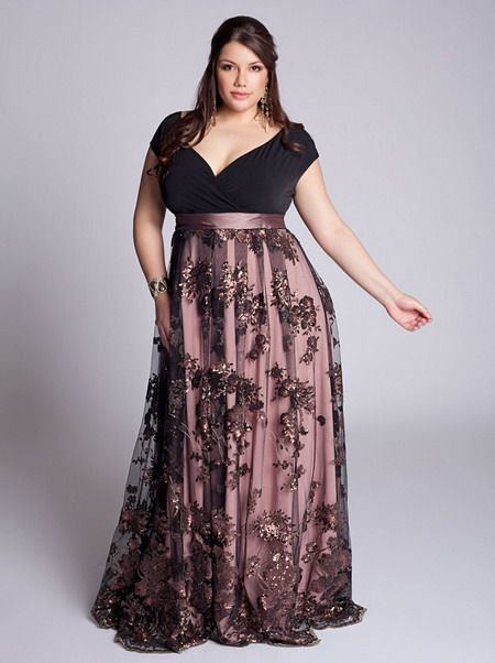 How To Choose The Best Plus Size Evening Dress According To Your .