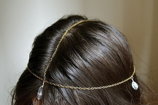 31 Pretty Hair Accessories You Can Actually Ma