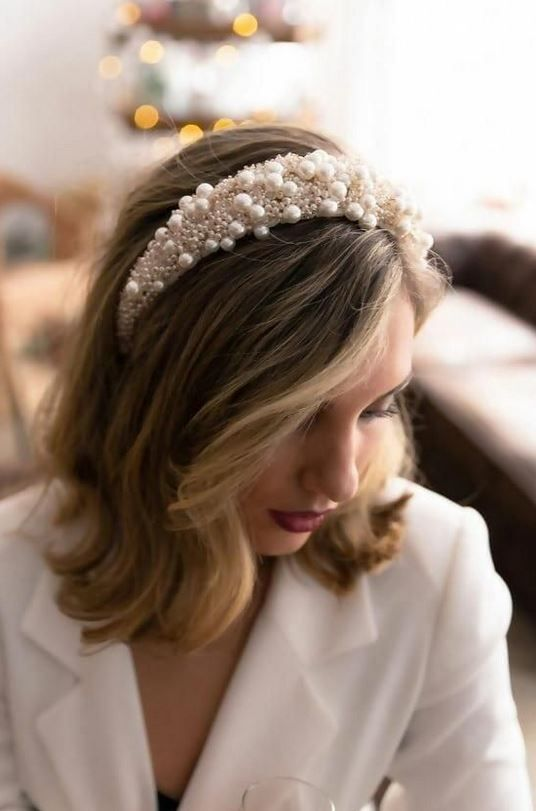 Popular Hair Accessories to Spice Up Your Hairstyles | Headband .